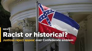 New Georgia Flag Supreme Court Axes Suit Over Mississippi Confederate Emblem