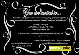Special Invitation Card Elegant Fundraiser And Charity Invitation Card Design Ideas