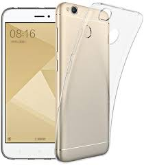 Redmi 4x Ultra Thin Soft Tpu Clear Back Cover For Xiaomi Redmi 4x Price