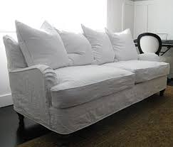 Camelback Sofa Slipcover by Slipcovers Rene Guzman Studio