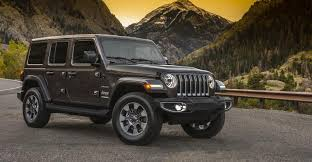 jeep wrangler square headlights fca unveils 2018 jeep wrangler and accessories fleet owner