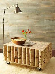 Birch Home Decor Photo Charming Birch Coffee Tables 36 Easy And Beautiful Diy
