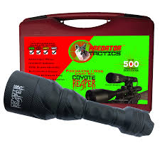 night hunting lights for scopes coyote hunting lights coyote reaper predator tactics