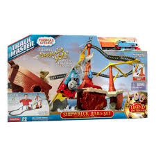 fisher price thomas and friends track master railway