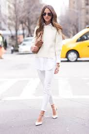 What To Wear On A Blind Date Best 25 All White Ideas On Pinterest Off White Jacket