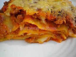 jeux de cuisine lasagne lasagne bolognaise aux 4 fromages les délices de mimm
