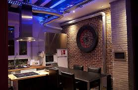 ruban led cuisine cuisine bandeau led cuisine luxury rénovation villa intérieur