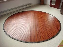 Bamboo Area Rug Interior Design Home Decor Ideas Decoration Tips Bamboo Area