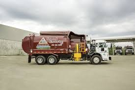 sani estrie goes for cng dump trucks lng world news