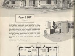 house 1950s ranch house plans