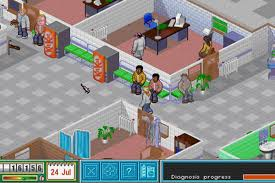 ea is giving away theme hospital for free right now on origin