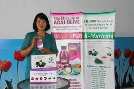 Teh Mayang obat herbal kanker rahim atau serviks stadium 1 2 3 4 uh