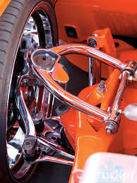 el camino orange 1965 chevy el camino 350 v8 chevy engine truckin u0027 magazine