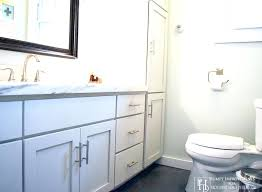 painting bathroom cabinets with chalk paint painting bathroom cabinet chalk painted cabinets painting bathroom