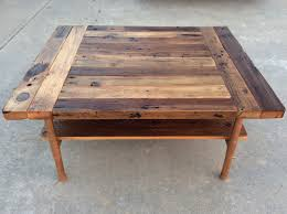 coffee tables beautiful wooden cool coffee tables diy modern and