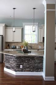 Ideas For Kitchen Islands In Small Kitchens Best 25 Kitchen Island Shapes Ideas On Pinterest Curved Kitchen