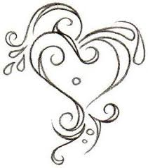 24 best leilani tattoo designs outline with heart in it images on