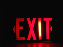 exit sign light bulbs exit sign party light tm36usa com