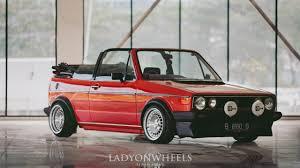 volkswagen golf 1980 volkswagen golf mk1 cabriolet vw golf mk1 schmidt stance fitment