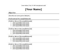 formats for a resume proper resume exle musiccityspiritsandcocktail