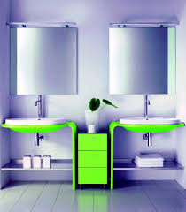 Bold Colors In The Bathroom  Interior Design Ideas For - Bathroom accessories design ideas