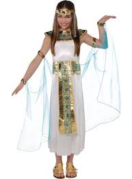 Moses Halloween Costume Girls Shimmer Cleopatra Costume Party Kids Costumes