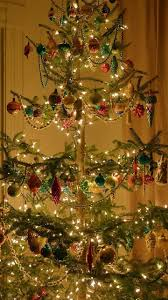 vintage christmas tree 40 beautiful vintage christmas tree ideas digsdigs