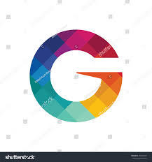 character g alphabet g english letter stock vector 458239108