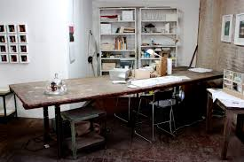 Art Studio Desk by Artist Studio Available Now