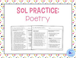 these worksheets allow students to practice reading a poem and