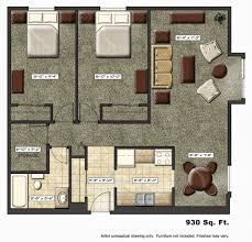 apartment design layout decorating inspiration studio ideas house
