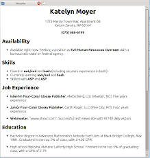 How To Create A Federal Resume Download How Do You Create A Resume Haadyaooverbayresort Com