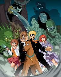 happy halloween with anime scooby doo astronerdboy u0027s anime