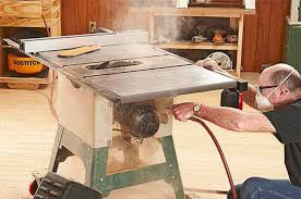 Woodworking Magazine Table Saw Reviews by Dust Collection Wood Magazine