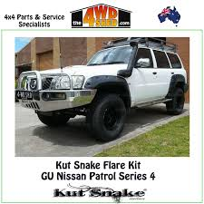 nissan egypt kut snake flare kit nissan gu y61 patrol series 4 full kit