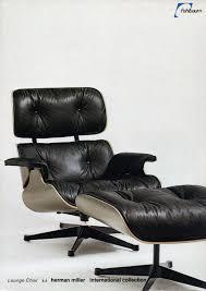 670 u0027 lounge chair and u0027671 u0027 ottoman by charles eames ray eames