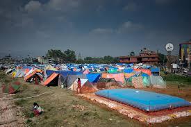 struggling amid the ruins a month after nepal quake al jazeera