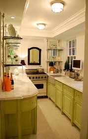 Galley Style Kitchen Floor Plans Best 25 Galley Kitchen Layouts Ideas On Pinterest Kitchen