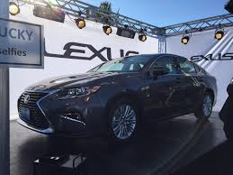 lexus is made by whom first lexus rolls off the line at georgetown toyota plant wuky