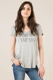 champagne campaign graphic tee francesca u0027s