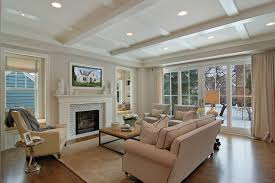 Great Neighborhood Homes Transitional Family Room - Great family rooms