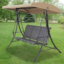 Swing Cushion Replacement Canada by Replacement Swing Canopy Covers Garden Winds Canada