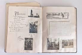 wedding scrapbooks albums the history of scrapbooking