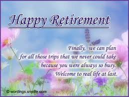 words for retirement cards retirement wishes in retirement wishes messages words