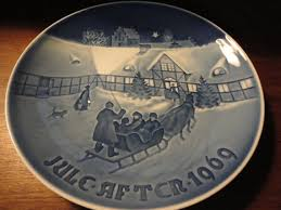 beautiful 1895 1925 and grondahl jubilee plate