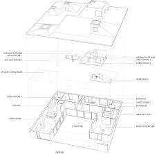 Bungalow Two Section Series Asphalt Clad Roof Pods By Leth U0026 Gori Create New Rooms On Top Of A