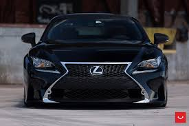 custom lexus rc lexus rc 350 f sport on vossen vfs 2 vossen wheels