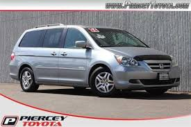 honda odyssey 2005 mpg used 2006 honda odyssey for sale pricing features edmunds