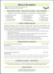 Chef Resume Template Junior Sous Chef Resume Example Samples Database Throughout Sample