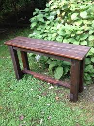 diy garden tables with wooden pallets ideas with pallets